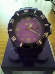 Ice-Watch x 3 - Light Pink,  Purple or White