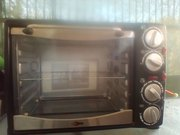 Electric oven & 2 x hot plates