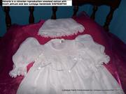 couture made to order christening gowns 0427820744
