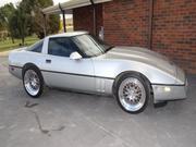 CHEVROLET CORVETTE 1984 Corvette C4 Auto RHD,  Harley,  Tipper,  Trike,