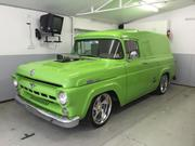 Ford F100 5.9 Blown 1957 Ford F100 Panel Van (RHD)