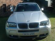 2006 Bmw 3.0 BMW X3 3LT TURBO DIESEL 2006 NO RESERVE