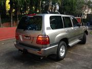2000 Toyota Toyota Landcruiser GXL105,  Dual large LPG and Petr