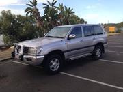 2003 toyota Toyota Landcruiser GXL (4x4) (2003) 4D Wagon Autom