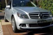 Mercedes-benz C-class 50500 miles