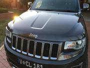 JEEP GRAND CHEROKEE 2013 Jeep Grand Cherokee Overland Auto 4x4 MY13