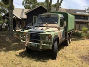 Land Rover 110 1990 Land Rover 110 Perentie Manual 6x6