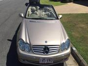 Mercedes-benz Clk-class 111500 miles