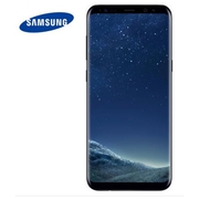 Samsung Galaxy S8 Midnight Black SM-G950F LTE 64GB 4G Factory Unlocked