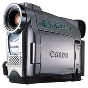 Canon ZR25MC Digital Camcorder with Built-in Digital Stillii