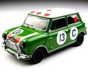 Morris Mini Cooper S Diecast Car Model 1:18